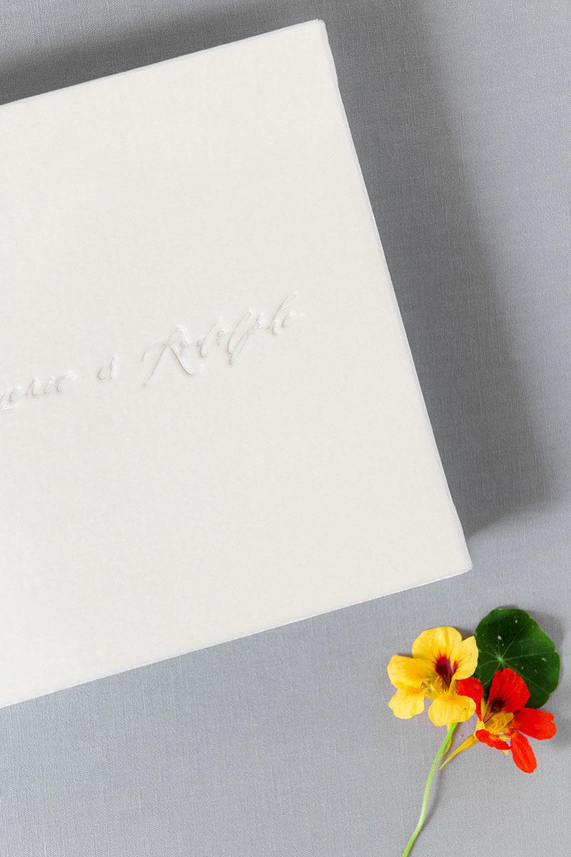 Bark-and-Berry-Ivory-vintage-velvet-wedding-embossed-monogram-guest-book-photoalbum-24x24cm-005
