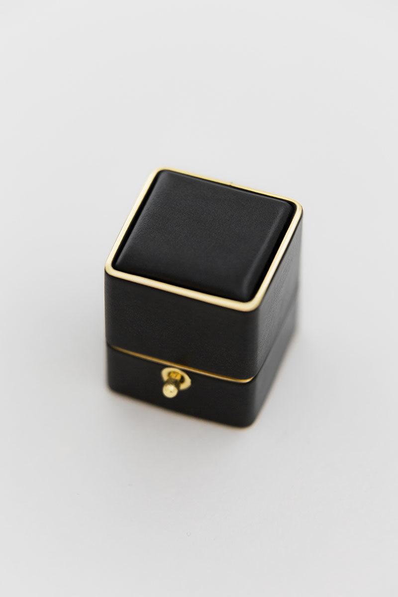 Bark-and-Berry-Ludovic-XIV-vintage-wedding-embossed-edge-monogram-velvet-leather-ring-box-001