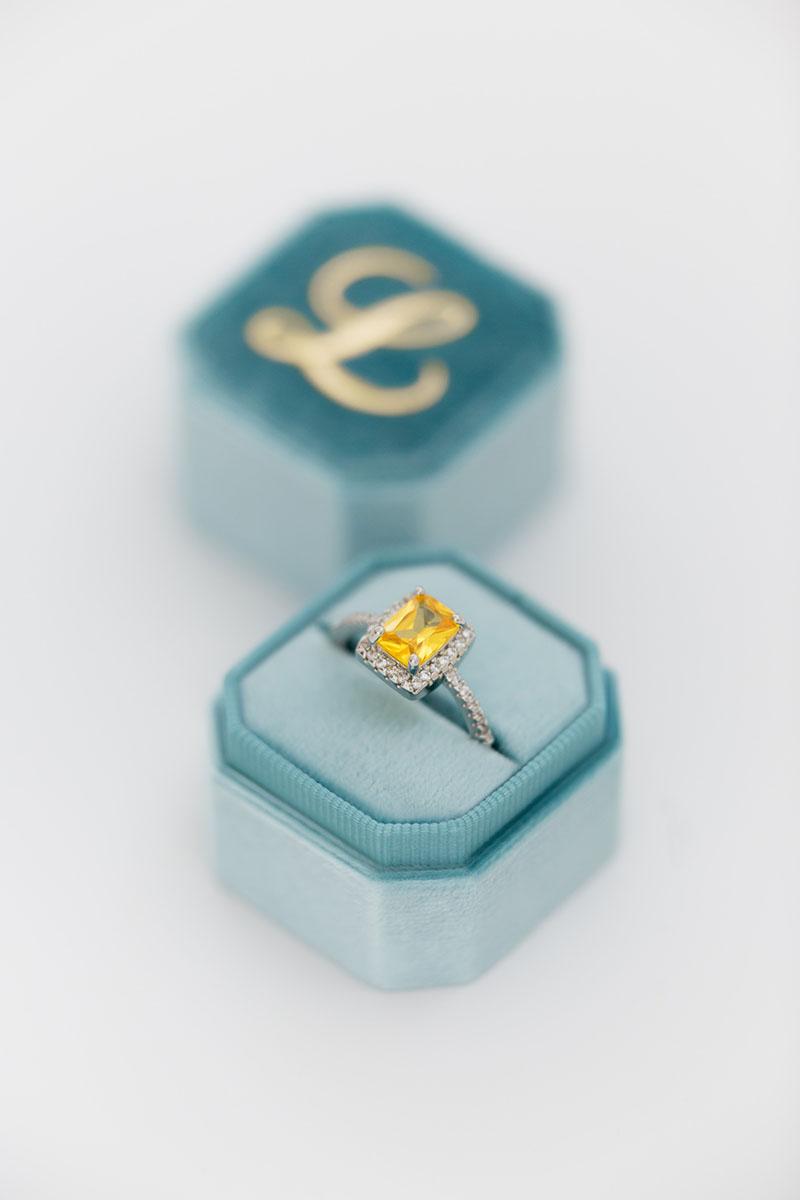 Bark-and-Berry-Petite-Island-octagon-vintage-wedding-embossed-individual-monogram-velvet-ring-box-001
