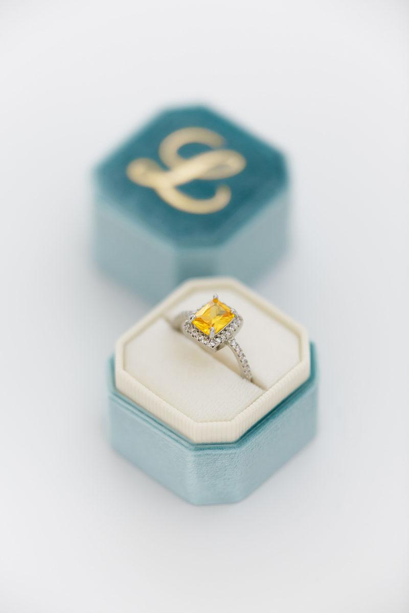 Bark-and-Berry-Petite-Island-octagon-vintage-wedding-embossed-individual-monogram-velvet-ring-box-002