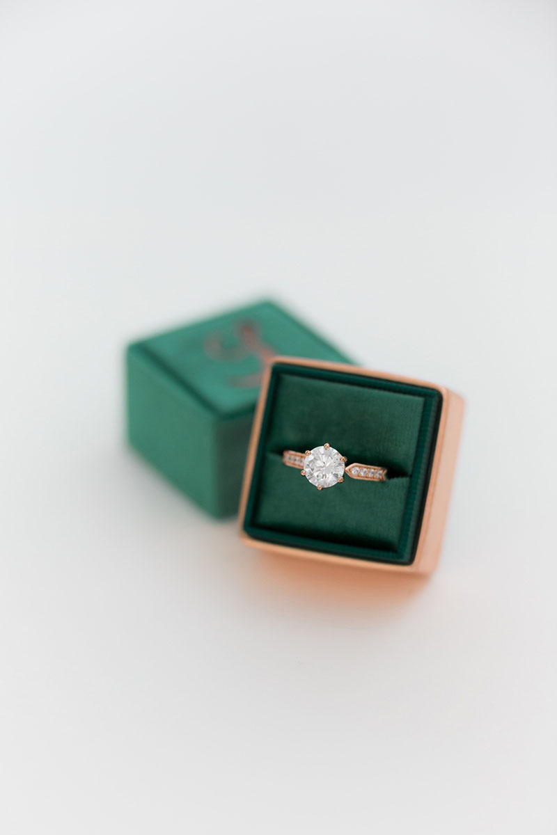 Bark-and-Berry-Emerald-Rose-Gold-single-double-slot-vintage-wedding-embossed-monogram-velvet-leather-ring-box-001