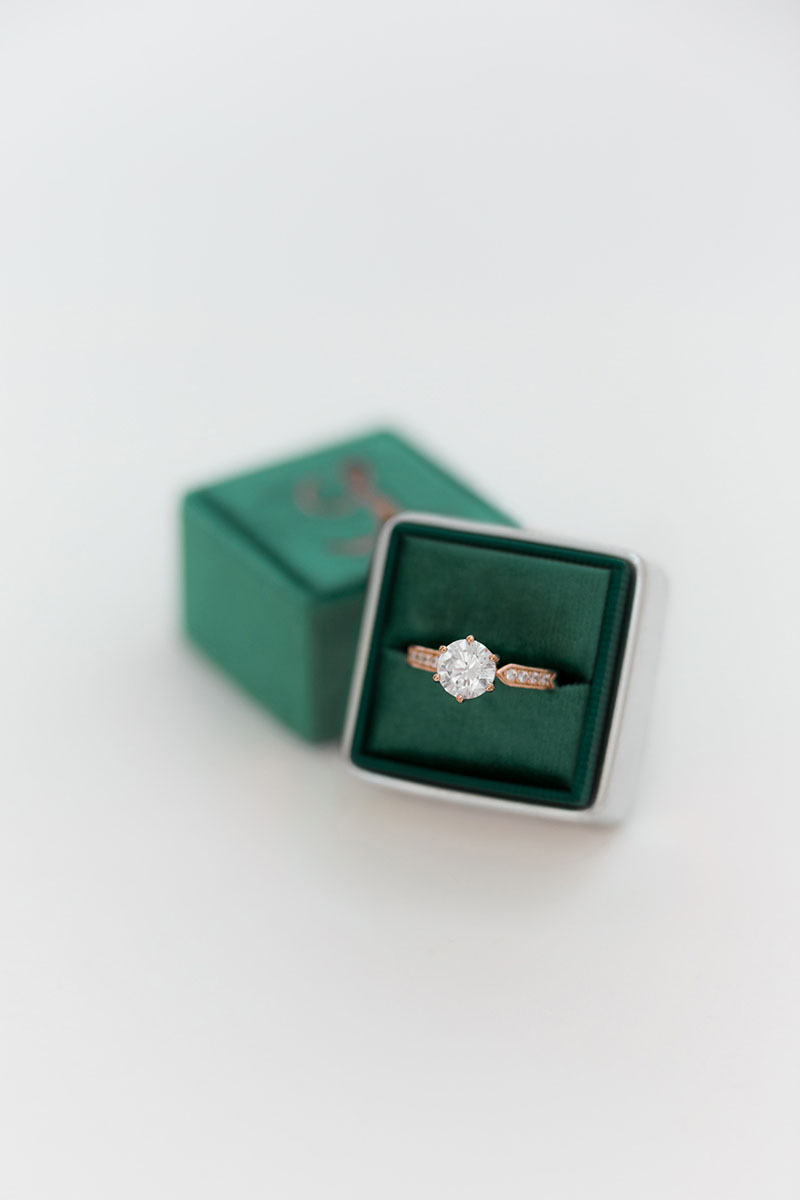 Bark-and-Berry-Emerald-Silver-single-double-slot-vintage-wedding-embossed-monogram-velvet-leather-ring-box-001