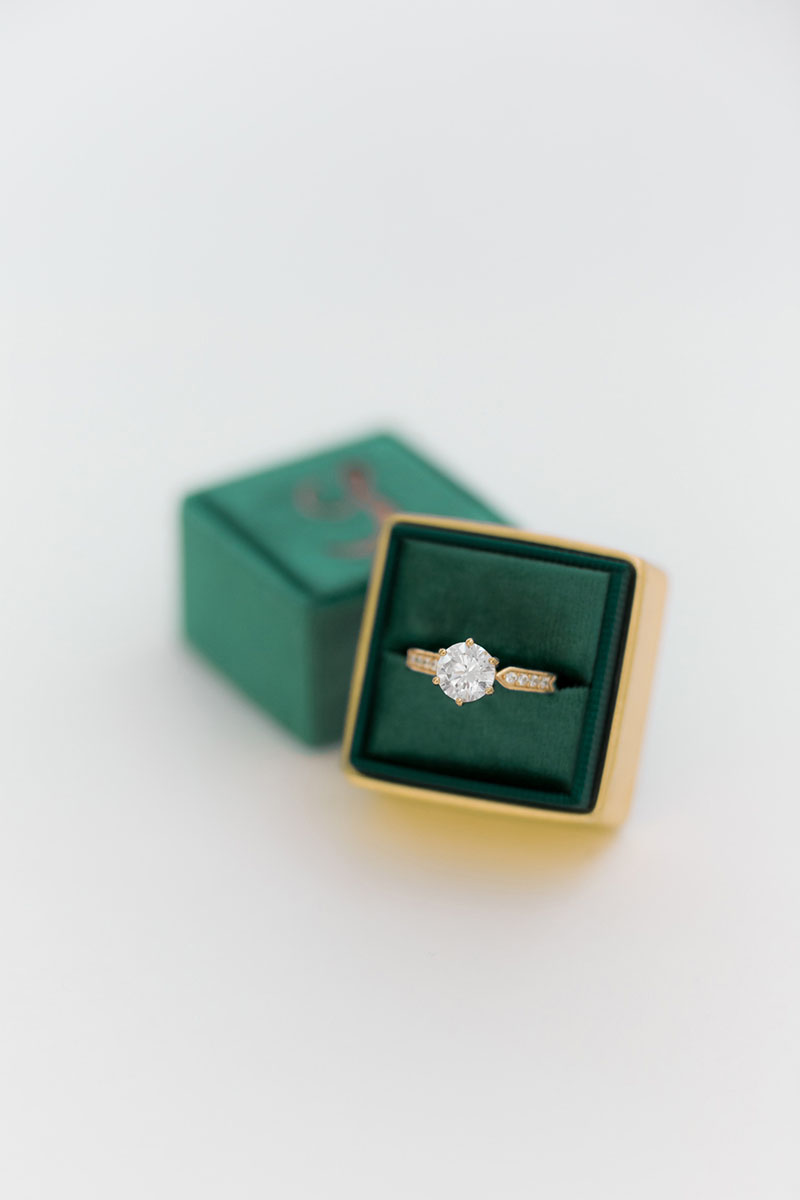 Bark-and-Berry-Emerald-Yellow-Gold-single-double-slot-vintage-wedding-embossed-monogram-velvet-leather-ring-box-001