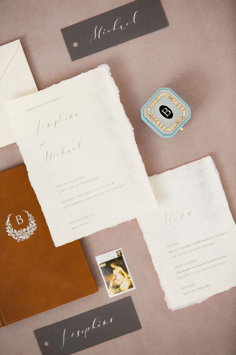 Bark-and-Berry-Grand-Lagune-octagon-vintage-wedding-embossed-monogram-suede-velvet-ring-box-enamel-guilloche-swarovski-007