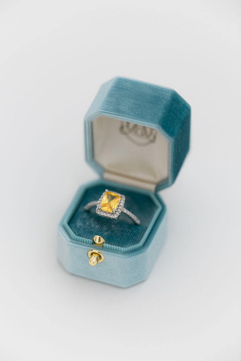 Bark-and-Berry-Island-Solid-vintage-wedding-embossed-monogram-octagon-velvet-ring-box-with-lock-001