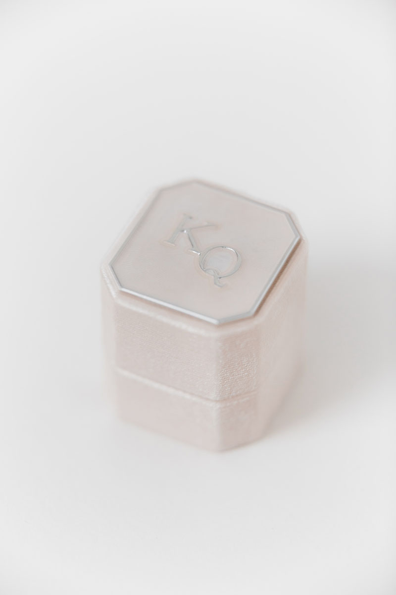 Bark-and-Berry-Petite-Blush-octagon-vintage-wedding-embossed-individual-monogram-velvet-ring-box-enamel-guilloche-001