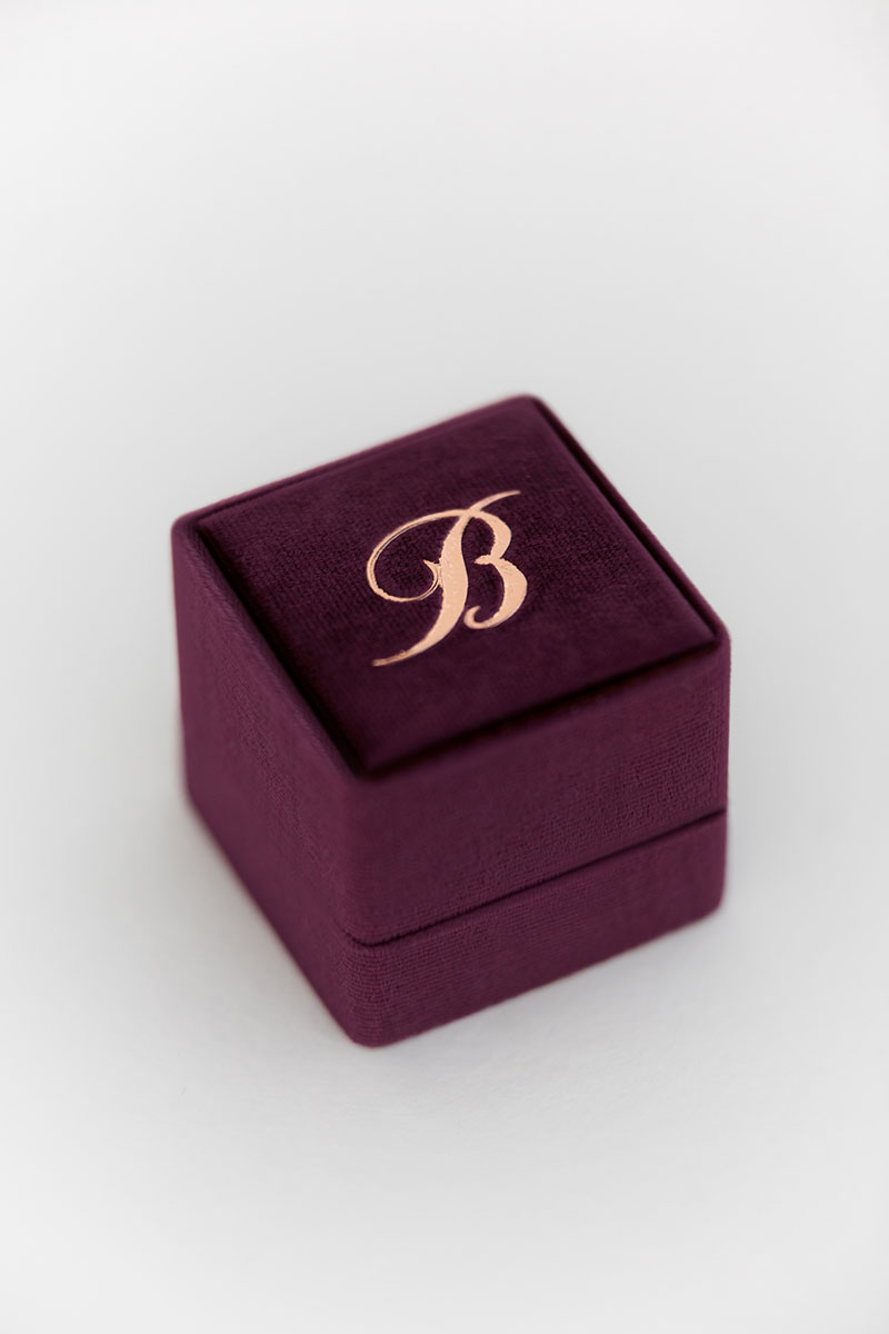 Bark-and-Berry-Grand-Plum-classic-vintage-wedding-embossed-monogram-velvet-ring-box-double-single-slot-001