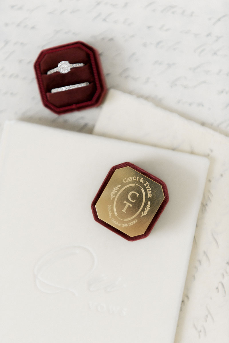 Bark-and-Berry-Petite-Wine-octagon-vintage-wedding-embossed-individual-monogram-velvet-ring-box-engraving-005