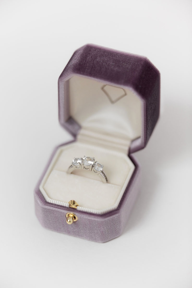 Bark-and-Berry-Grand-Amethyst-lock-octagon-vintage-wedding-engraved-embossed-individual-monogram-velvet-ring-box-001