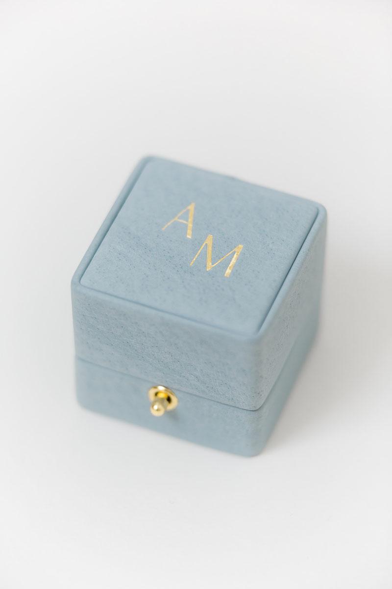 Bark-and-Berry-Grand-Grace-classic-lock-vintage-wedding-embossed-monogram-velvet-leather-double-single-slot-ring-box-002