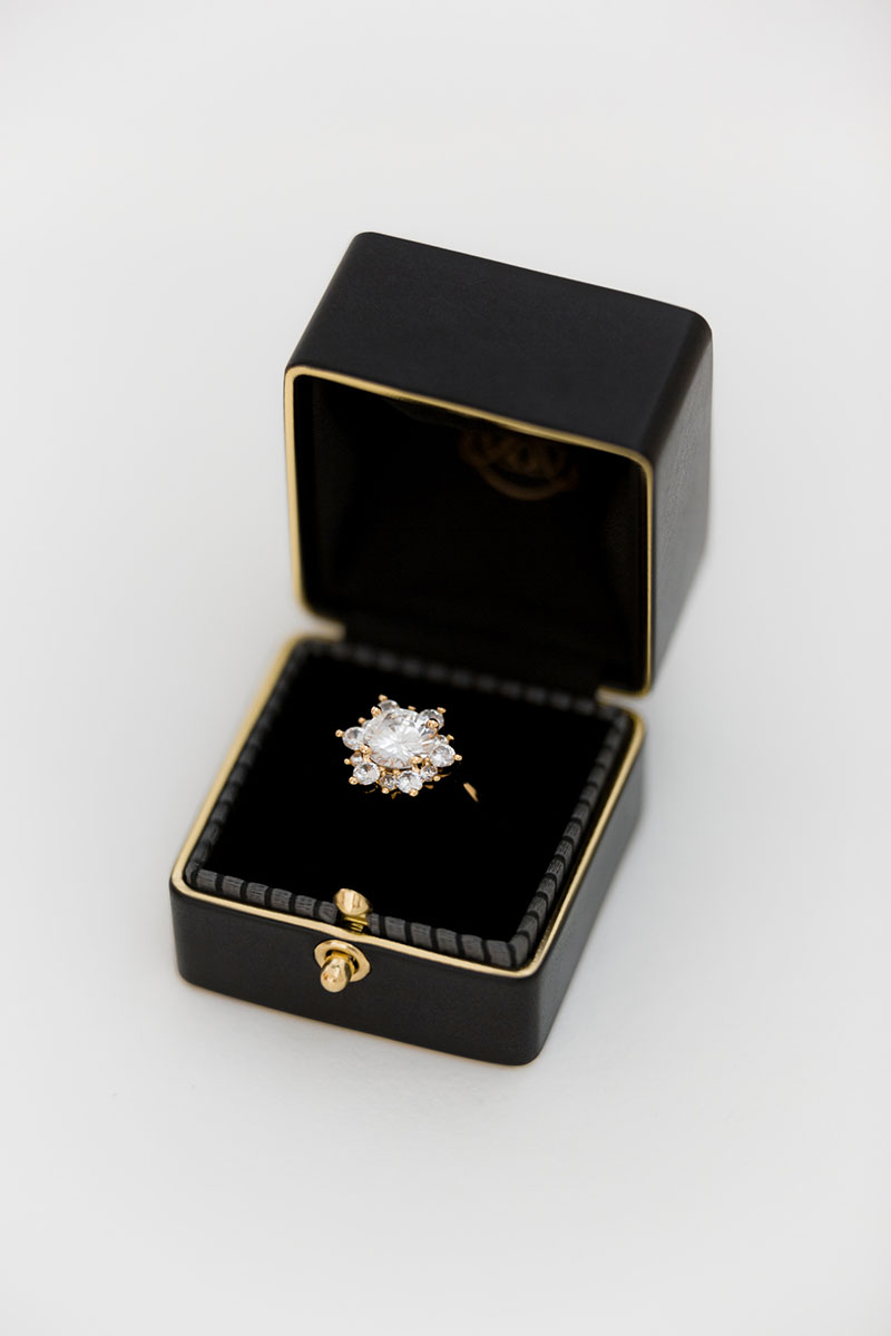 Bark-and-Berry-Grand-Ludovic-XIV-lock-vintage-wedding-embossed-edge-monogram-velvet-yellow-gold-foil-leather-ring-box-001