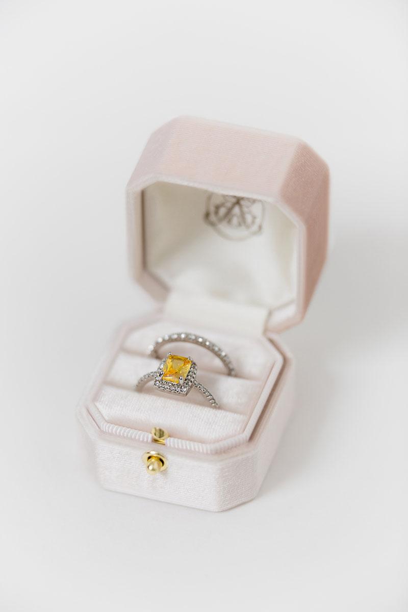 Bark-and-Berry-Grand-Blush-lock-octagon-vintage-wedding-engraved-embossed-enameled-individual-monogram-velvet-ring-box-002