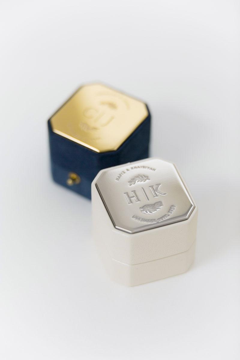 Bark-and-Berry-Grand-Pearl-Nicholas-octagon-lock-vintage-wedding-engraved-embossed-enameled-individual-monogram-leather-velvet-ring-box-001