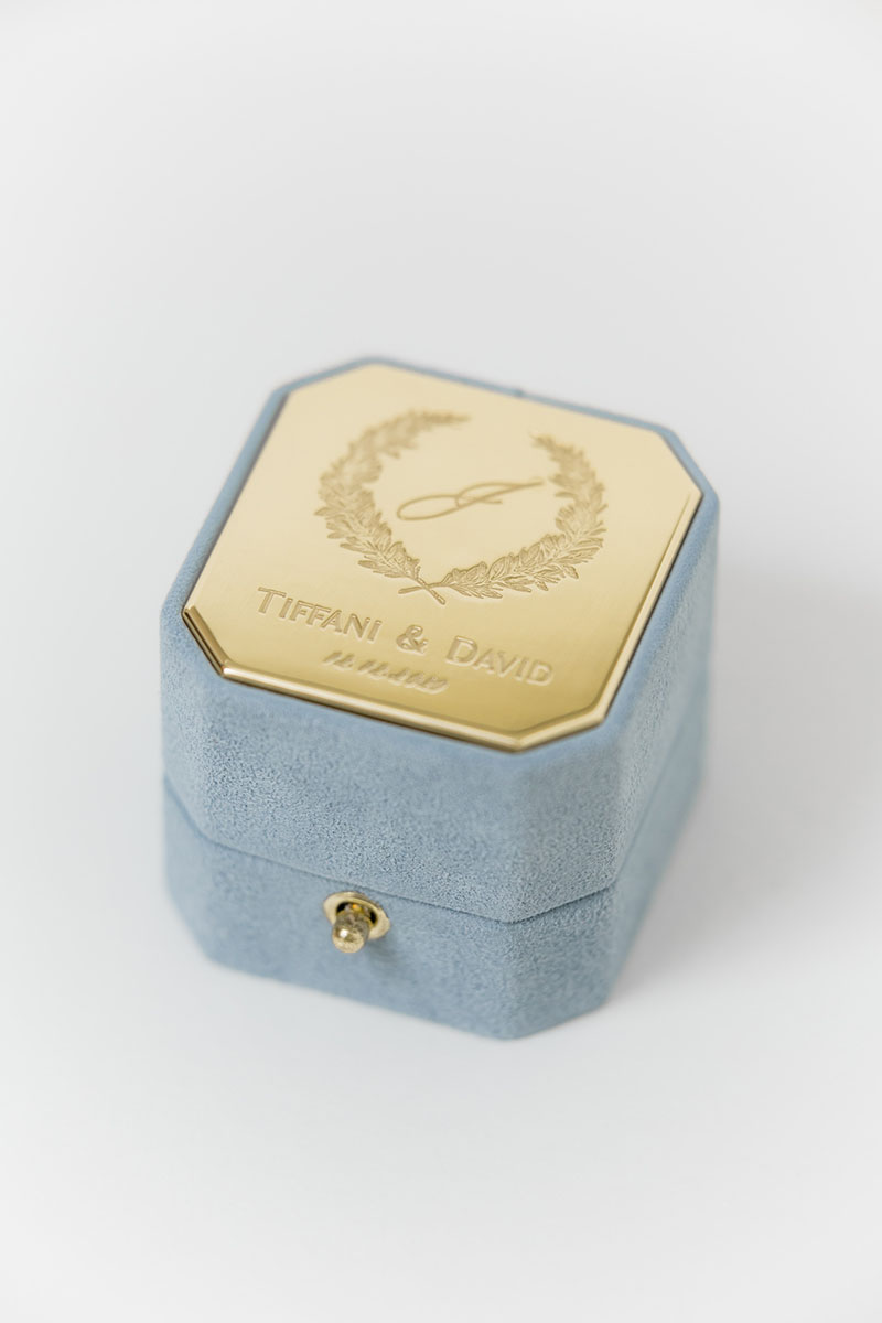 Bark-and-Berry-Grand-Grace-lock-octagon-vintage-wedding-embossed-engraved-enameled-individual-monogram-suede-velvet-ring-box-002