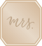 MRS. / MR.