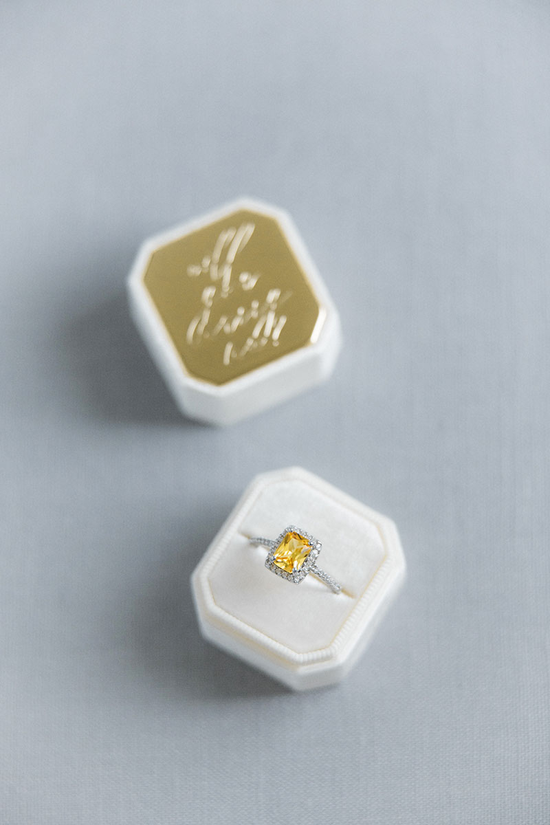 Bark-and-Berry-Petite-Ivory-octagon-vintage-wedding-embossed-engraved-enameled-individual-monogram-velvet-ring-box-002