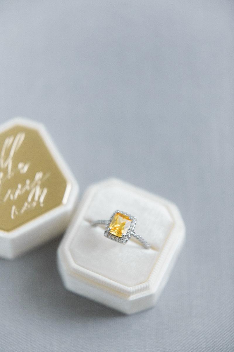 Bark-and-Berry-Petite-Ivory-octagon-vintage-wedding-embossed-engraved-enameled-individual-monogram-velvet-ring-box-003