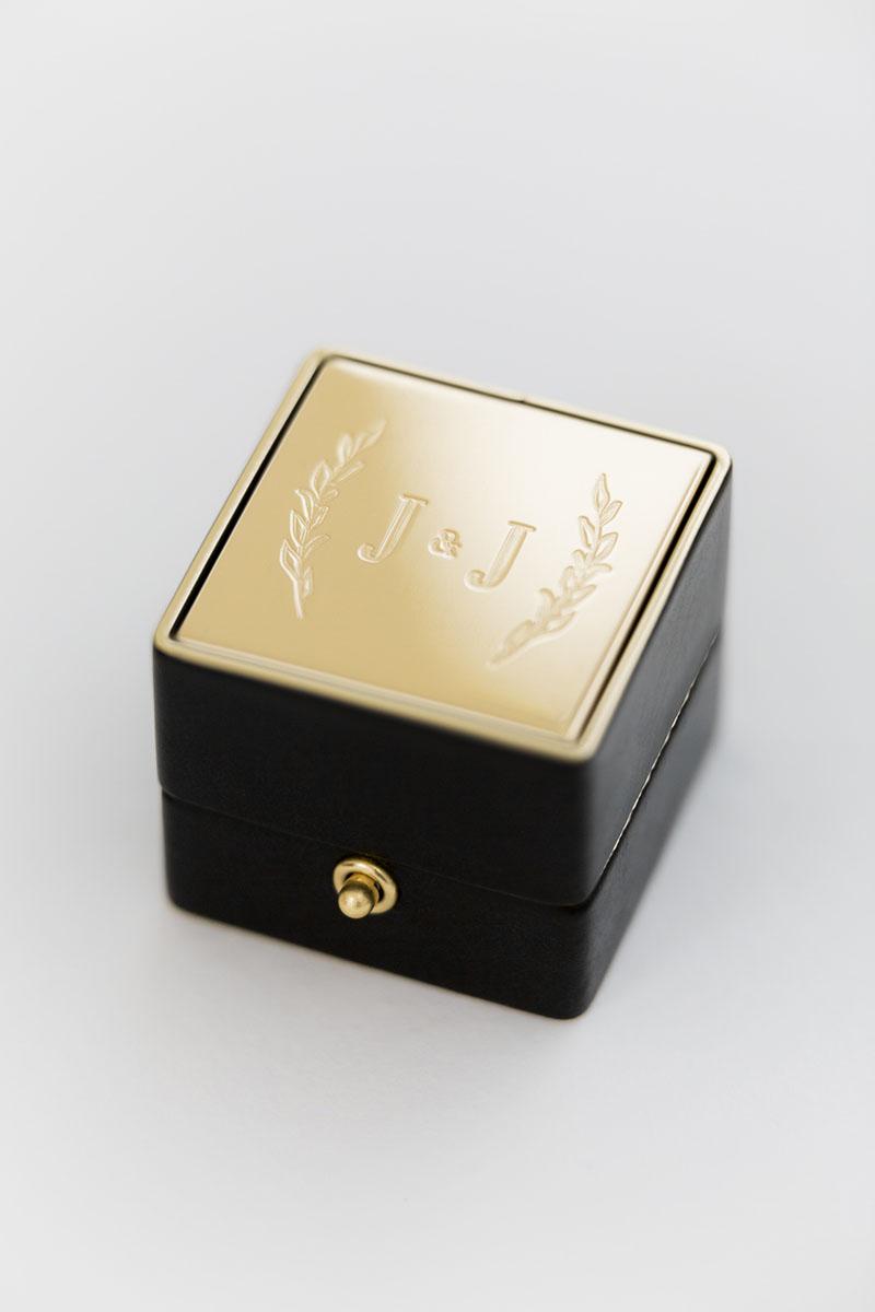 Bark-and-Berry-Grand-Ludovic-XIV-lock-classic-vintage-wedding-embossed-engraved-enameled-individual-monogram-leather-velvet-ring-box-002