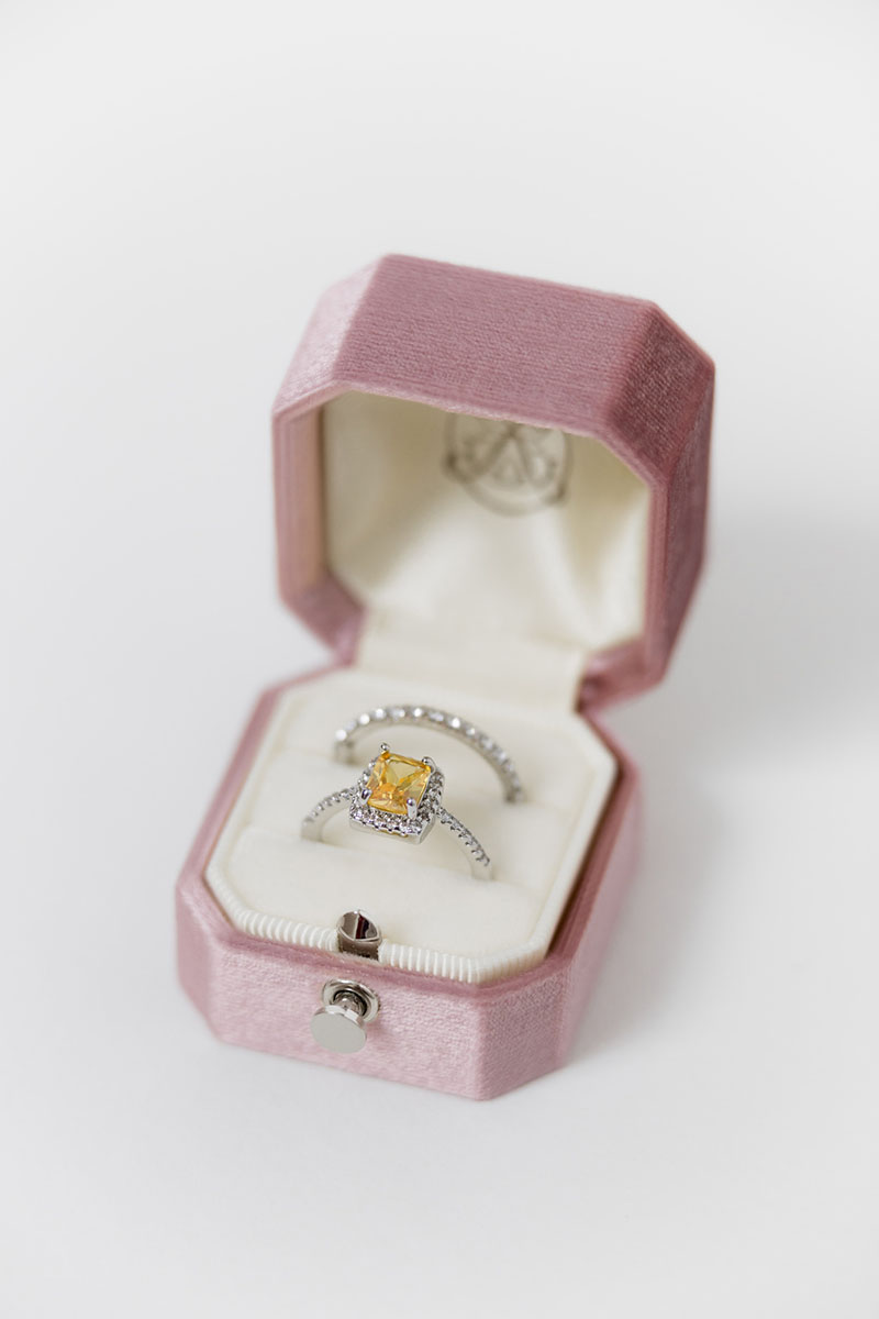 Bark-and-Berry-Grand-Vintage-Rose-lock-octagon-vintage-wedding-embossed-engraved-enameled-individual-monogram-velvet-ring-box-003
