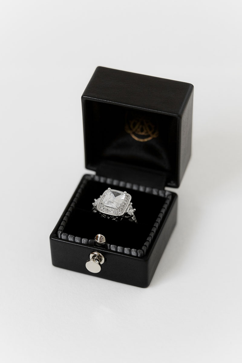 Bark-and-Berry-Grand-Ludovic-XIV-classic-lock-vintage-wedding-embossed-engraved-enameled-monogram-velvet-leather-double-single-slot-ring-box-004