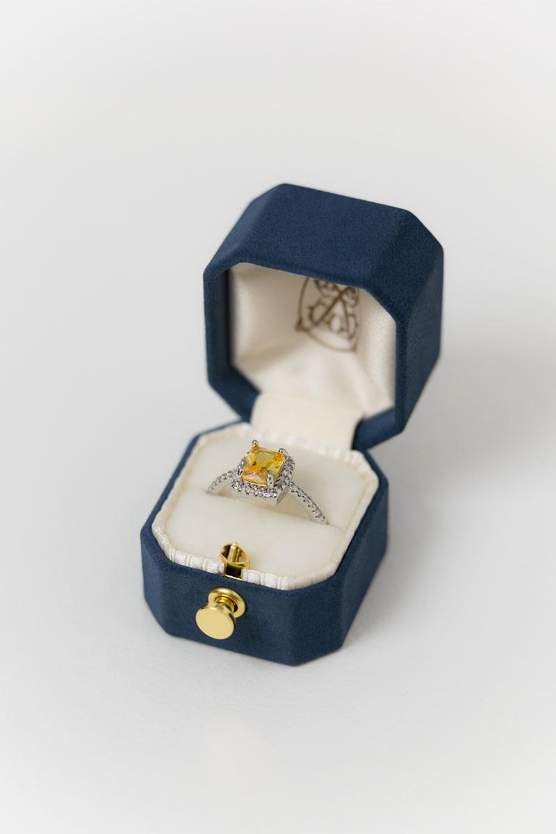 Bark-and-Berry-Petite-Nicholas-lock-octagon-vintage-wedding-embossed-engraved-enameled-monogram-suede-velvet-ring-box-001