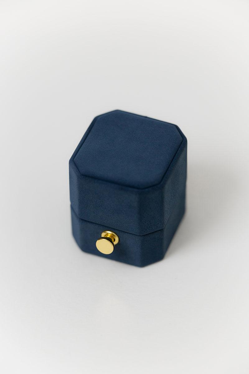 Bark-and-Berry-Petite-Nicholas-lock-octagon-vintage-wedding-embossed-engraved-enameled-monogram-suede-velvet-ring-box-002