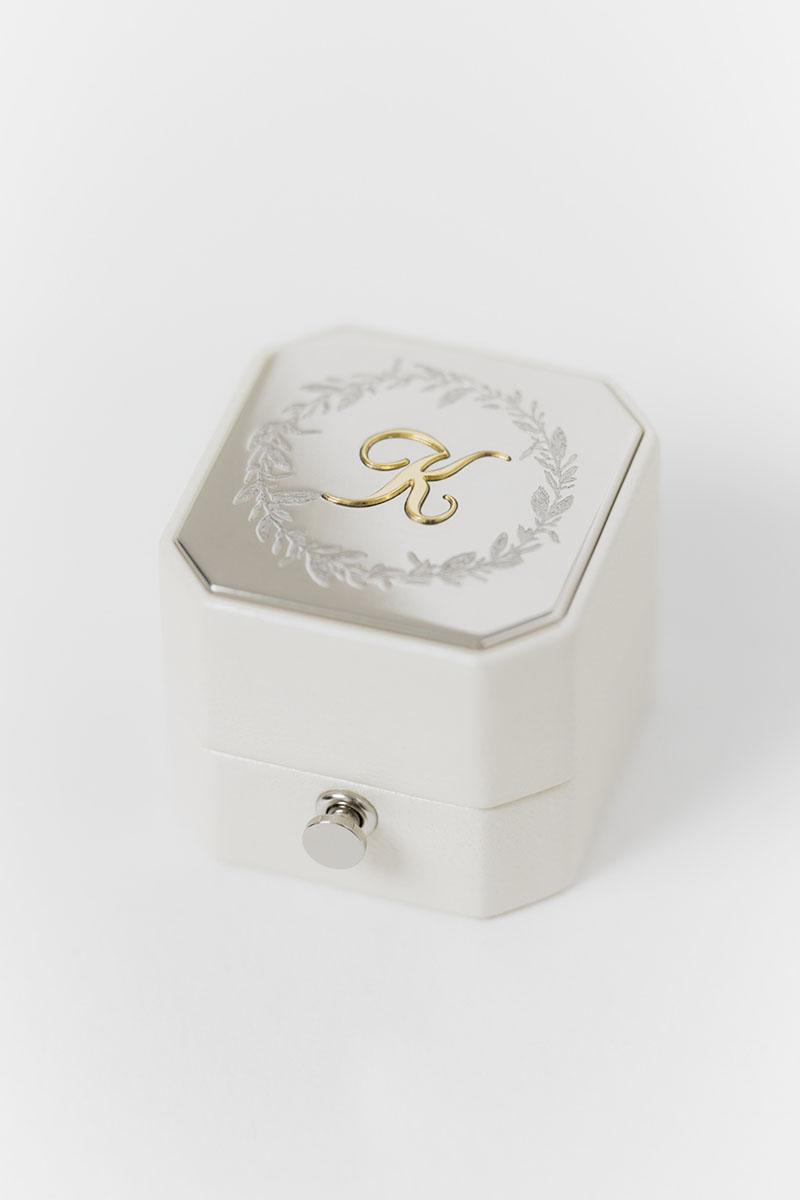 Bark-and-Berry-Grand-Pearl-octagon-lock-vintage-wedding-embossed-engraved-enameled-monogram-velvet-leather-ring-box-001