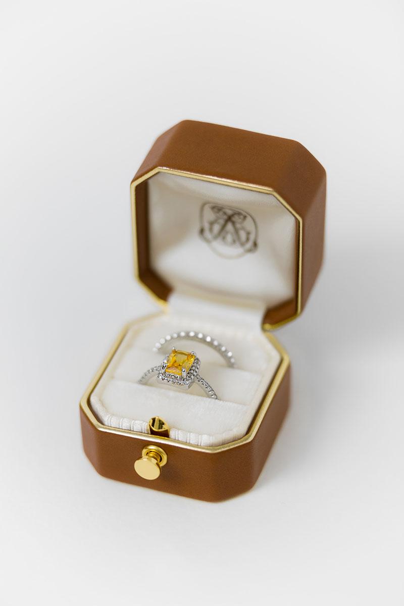 Bark-and-Berry-Grand-Alix-lock-octagon-vintage-wedding-embossed-edge-engraved-enameled-individual-monogram-leather-velvet-ring-box-002